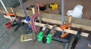 woodworking clamps vs cramps