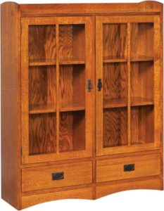 display case woodworking plans