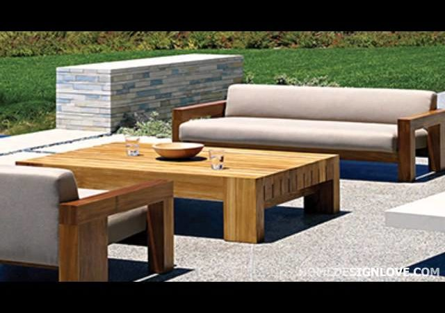 Solid Teak Wood Outdoor Furniture By Marmol RadzinerSolid Teak Wood Outdoor Furniture By Marmol Radziner   Woodwork  . Teak Wooden Outdoor Furniture. Home Design Ideas