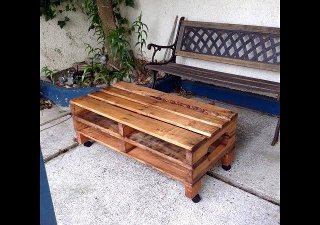 Pallet Table Ideas  58 Pictures To Inspire A DIY Pallet Wood Furniture  Project. Pallet Table Ideas  58 Pictures To Inspire A DIY Pallet Wood