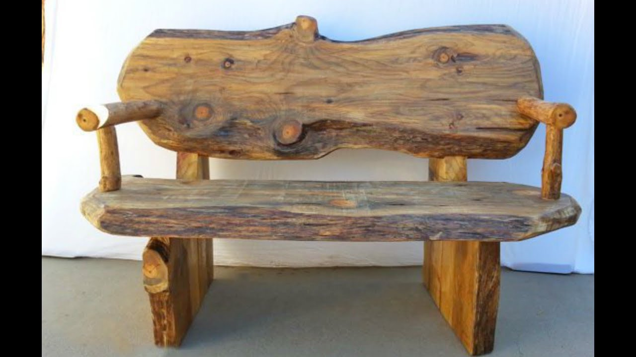 60 Wood And Stone BENCH DIY Creative Ideas 2018 Amazing Bench Design